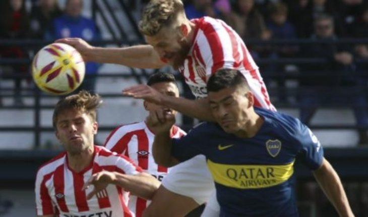Se quedó sin punta: Boca perdió 2-0 con Estudiantes