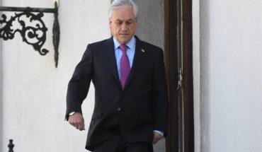 """Sebastián Piñera: """"El Gobierno no ha perdido la agenda, porque el tema de Derechos Humanos es parte"""""""