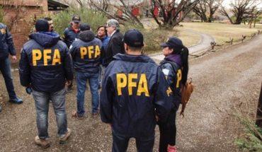 Seis horas de allanamiento en la casa de Cristina Kirchner en El Calafate
