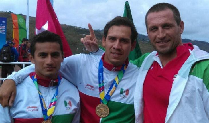 Selección de canotaje le da cuatro medallas a México en Barranquilla 2018
