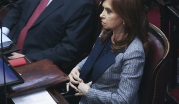 Senado argentino autorizó a juez a registrar las casas de Cristina Fernández