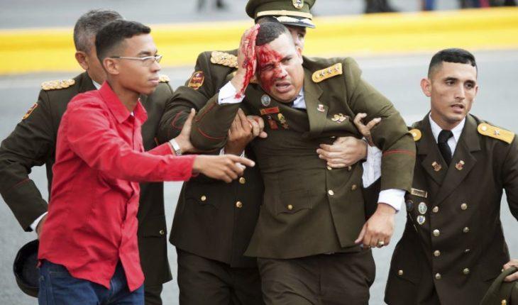 """""""Soldados de Franela"""" se adjudican el atentado fallido contra Maduro"""