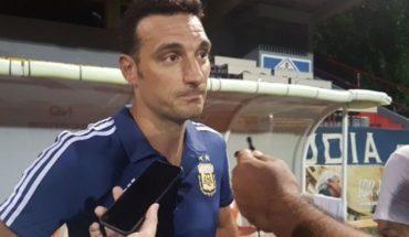 Sorpresas y recambio en la Selección Argentina: Lionel Scaloni dio la lista de convocados