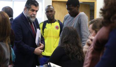 """Subsecretario del Interior por deportaciones: """"No nos temblará la mano al momento de expulsar"""""""