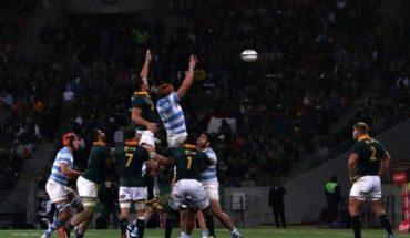 Sudáfrica-Los Pumas: día, horario, formaciones, TV y cómo ver online el debut de los argentinos en el Rugby Championship