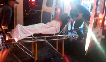 Sujetos armados atentan contra una familia que salía de balneario, hay cinco heridos