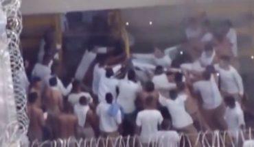 Tensión en una cárcel de Brasil: mantienen de rehenes a seis personas por un motín
