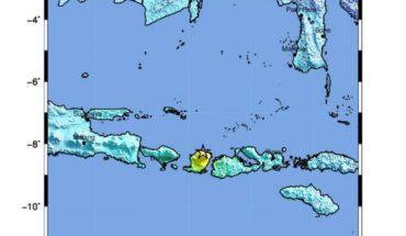 Terremoto de 7 grados afectó a la isla Lombok en Indonesia