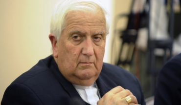 Testimonio de Goic a fiscal Arias: pidió levantar secreto de confesión y el Vaticano lo negó