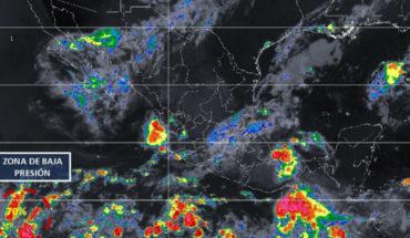 Tormentas eléctricas en Guerrero, Oaxaca, Puebla, Chiapas y Veracruz