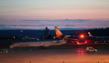 Trabajador de aerolínea robó un avión y se estrelló poco después en Estados Unidos