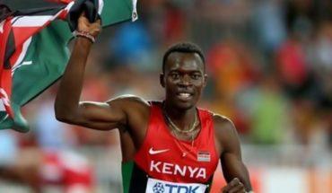 Tragedia y dolor en el atletismo por la muerte de un campeón del mundo