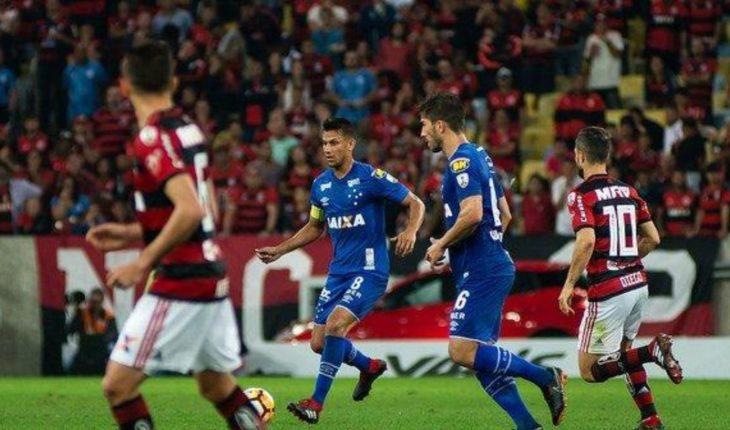 Transmisión en vivo: Cruzeiro vs Flamengo | octavos vuelta Libertadores 2018