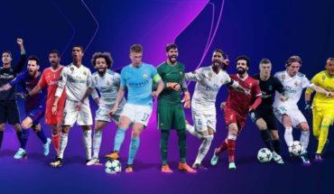 UEFA anuncia los nominados al mejor jugador por posición de la Champions