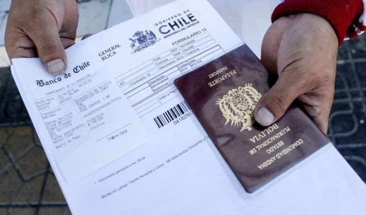 Un promedio anual de 1.213 extranjeros han sido deportados los últimos cinco años