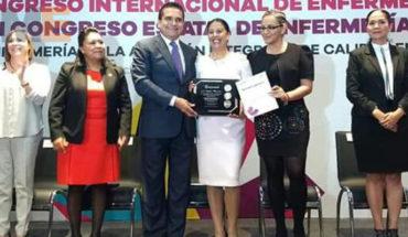 Urge Silvano Aureoles, la profesionalización de las enfermeras