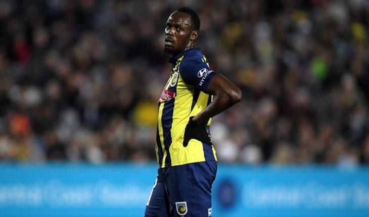 """Usain Bolt tras su debut como futbolista: """"Necesitaré cuatro o cinco meses para sentirme cómodo en el equipo"""""""