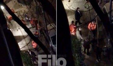 """VIDEO │Escándalo en Palermo: un vecino increpó a los gritos a """"los Rappi"""""""