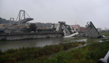 [VIDEO] Al menos 11 muertos tras derrumbe de un viaducto en Génova