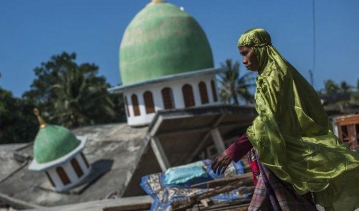 Varios sismos sacuden islas indonesias y causan 12 muertos
