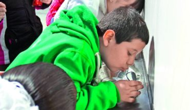Verifican calidad de bebederos en escuelas de Sinaloa