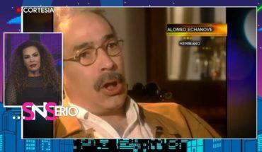 ¿Qué sucedió con Alfonso Echánove? | SNSerio