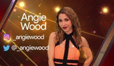 Angie Wood y su acrobacia de alto grado de dificultad | Premios Fama