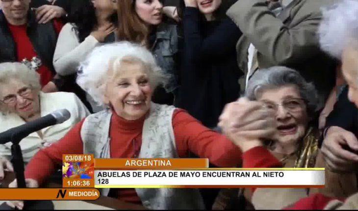 Argentina: Abuelas de la Plaza de Mayo recuperan nieto 128