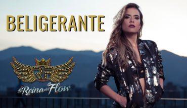 Beligerante - Chris Vega La reina del Flow 🎶 Canción oficial - Letra