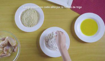 Cap. 4: Alitas de pollo apanadas con salsa de miel mostaza | Caracol TV