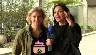 Carolina Gómez se estrena como youtuber junto a Katarina Stetz | Caracol TV