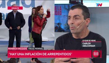 """El Discal Delgado y el tema de los """"arrepentidos"""""""