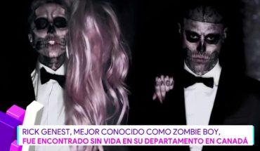 Fallece el famoso Zombie Boy