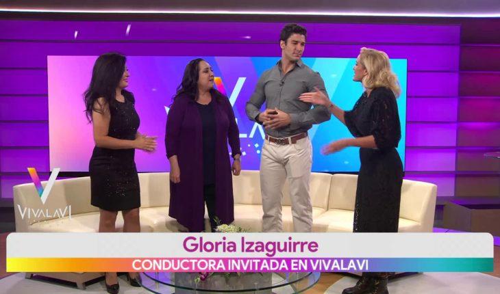 Gloria Izaguirre la invitada de la semana | Vivalavi