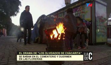 Los olvidados de Chacarita