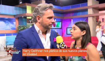 Los planes de Harry Geithnner en Vivalavi | Premios Fama