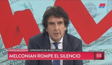 """Melconian: """"La plata del FMI no alcanza"""""""