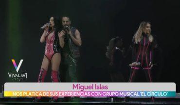 """Miguel Islas y su experiencia con el grupo """"El Circulo"""""""