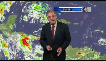Pronóstico del tiempo en el Caribe para este sábado 4 de marzo de 2018