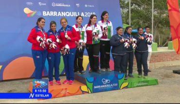 Una medalla de plata y dos de bronce para Cuba en 9na. jornada de Barranquilla