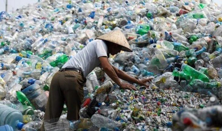 """Vivimos la """"Edad del Plástico"""", señalan expertos"""