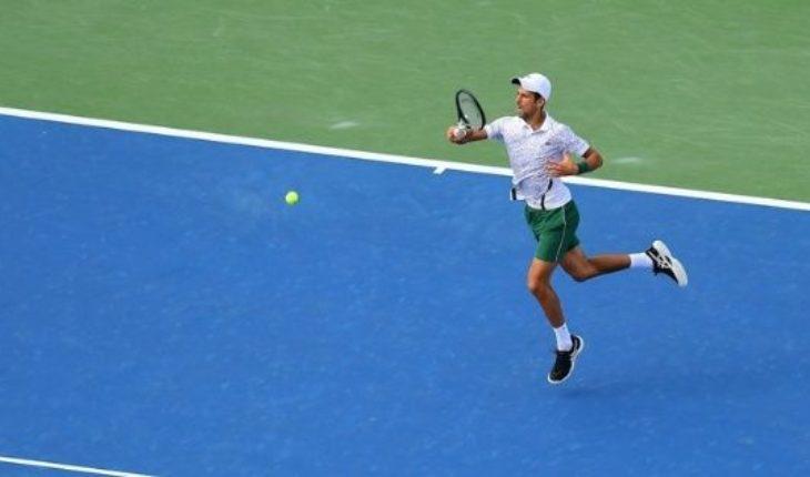 Vuelve Nole: Djokovic es campeón de Cincinatti después de ganarle la final a Federer