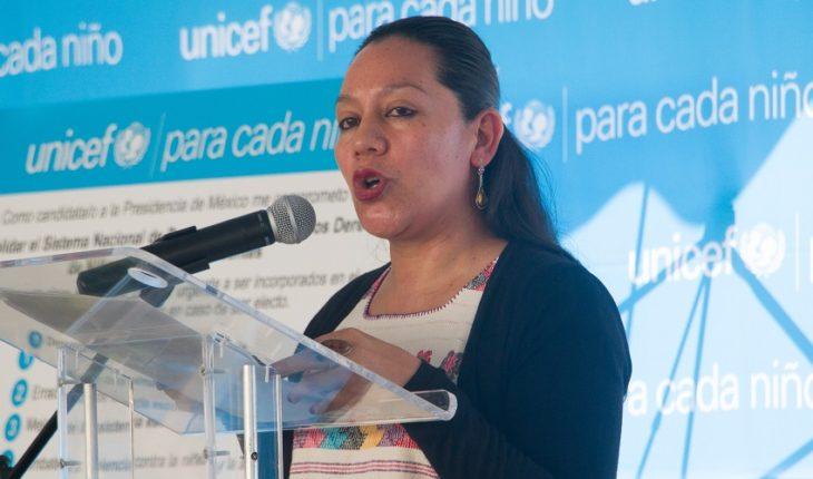 Ya no se lucrará con los pobres: Luisa Albores