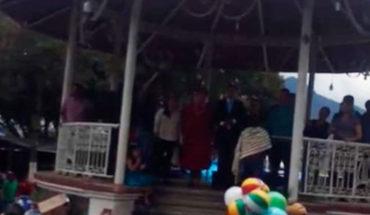 Zafarrancho en Nahuatzen entre Concejo Indígena y simpatizantes de alcalde electo