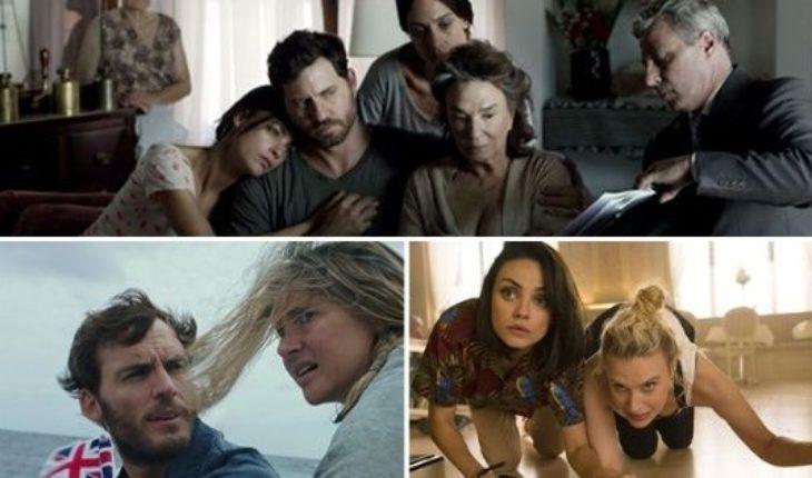 """""""La Quietud"""", """"Mi ex es un espía"""" y más: Los estrenos de la semana que no te podés perder"""