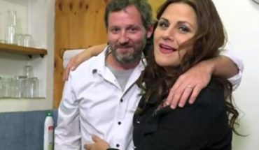 Actress Claudia Hidalgo confessed that he met his pololo by Tinder after seven years of being single