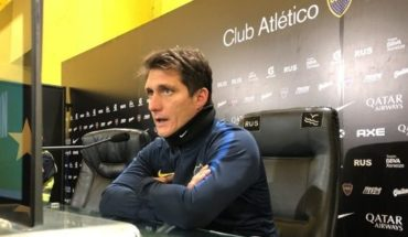 """Barros Schelotto, Ségolène Royal's mouth: """"There are more good things than bad"""""""