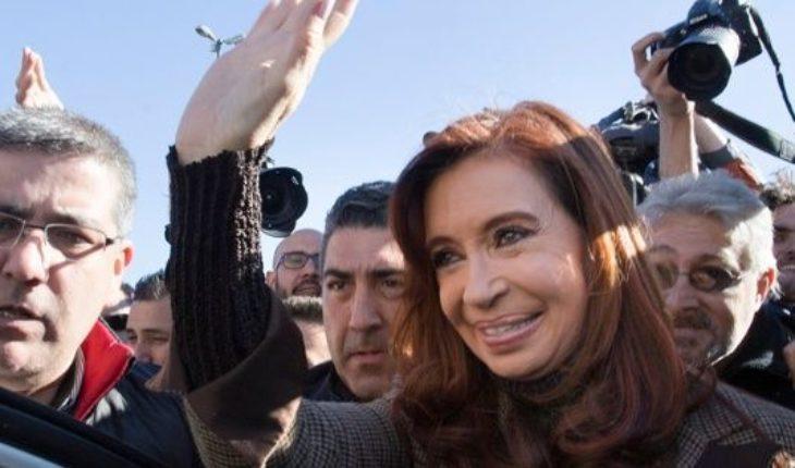 Bribes: Cristina Kirchner declared in Comodoro Py