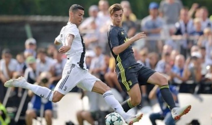 Christian Ronaldo made his first goal in Juventus in the traditional game of Villar Perosa