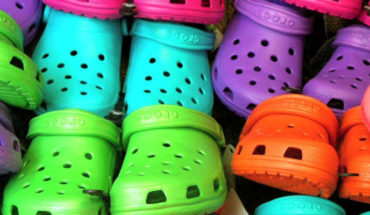 Crocs closed its plant production and distribution center in Mexico